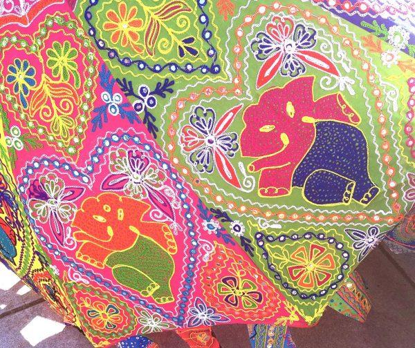 Parasol met olifant